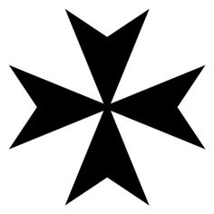 Maltese Cross Tattoo Meaning - The Maltese cross tattoo meaning could deal with courage and bravery as it was worn by mighty knights from Malta who used this cross as their military insignia - a badge to represent strength in their faith and their commitment.