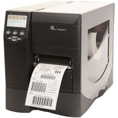 Get best deal in Zebra Thermal Transfer Label Printer With 300 Dpi Print Head And Internal 10 100 Network Card at Quick POS Australia. Abu Dhabi, Zebra Label Printer, Dubai, Print Server, Barcode Labels, Thermal Labels, Thermal Printer, Printing Labels, Zebras