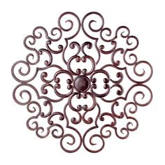 Found it at Wayfair - Lucques Wall Plaque