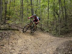 Raccoon Mountain features nearly 30 miles of intermediate to advanced single track; the crown jewel of Chattanooga mountain biking, a mere 15 minutes from downtown. Cycling Tights, Cycling Gloves, Cycling Helmet, Cycling Jerseys, Mountain Bike Races, Bike Pants, Performance Bike, Bicycle Maintenance, Cool Bike Accessories
