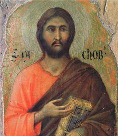 † Holy Apostle James, Son of Alphaeus.