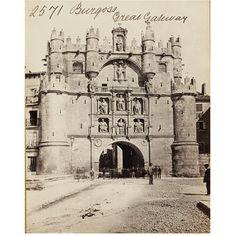 Photograph - Burgos Great Gateway