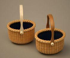 Miniature Nantucket Baskets