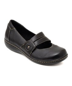 Black Colby Slip On Clog #zulily #zulilyfinds