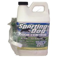 Body Guard 360 Sporting Dog Odor Control Spray 1/2 Gal Jug >>> Find out more about the great product at the image link.