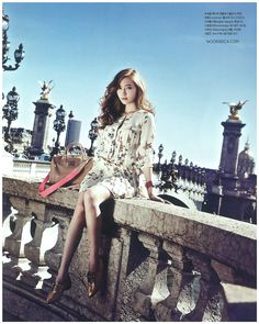 Jessica Jung SNSD Vogue Girl