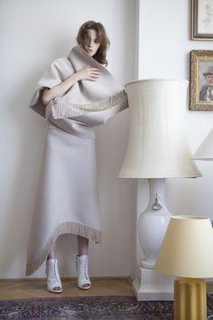 #dress #look #outftit #readytowear #lookbook #atmosphere #mood #fashion #style #gentle #minimalism #essential #luxury #womenswear #wear #clothing #silhouette #gentlewoman #model #photography #design #interior Minimalism, Ready To Wear, Archive, Fall Winter, Women Wear, Silhouette, Mood, Photo And Video, Luxury