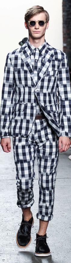 Mark McNairy New Amsterdam Menswear Spring