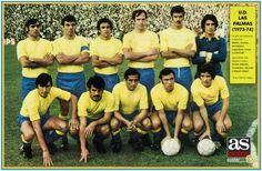 LAS PALMAS-1973-74: