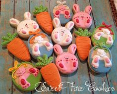 Sweet Face Cookies