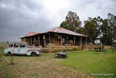 This photo from Free State, East is titled 'Country Restaurant'. Barn Pictures, Free State, Kwazulu Natal, Old Farm Houses, Windmills, Photo Reference, Golden Gate, Amazing Places, Cry