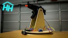 Here's how to make your own motion tracking airsoft turret (plus manual control) [materials code 3d parts in the description] Check out the full project https://youtu.be/HoRPWUl_sF8 Don't Forget to Like Comment and Share! - http://ift.tt/1HQJd81