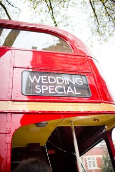 The London wedding car