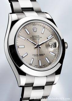 Rolex Datejust II, 41mm