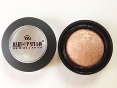 Make-up Studio Eyeshadow Lumiere Classy champagne;