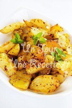 Lemon Roasted Potatoes Recipe on Yummly Lemon Roasted Potatoes, Roasted Potato Wedges, Crispy Roast Potatoes, Roasted Potato Recipes, Side Dish Recipes, Healthy Dinner Recipes, Vegetarian Recipes, Cooking Recipes, Side Dishes