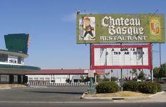 Chateau Basque Restaurant on Union Avenue Bakersfield, CA
