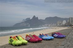adidas Releases World Cup Inspired Samba Boot Collection