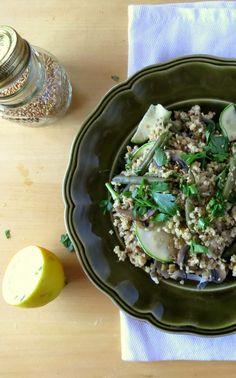 The Veggie Queen's Vegan Pressure Cooker One Pot Meal by @theveggiequeen