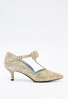 Audrey - Paillette Gold - APOLOGIE