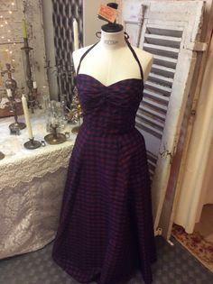 gala - dress - vintage - secondhand - tweedehands