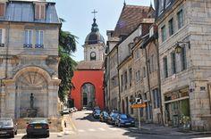 Besançon, town - Doubs