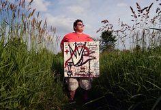 Artist with urban desires finds creative ways to get her activist messages across