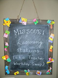 Teacher Swap Day and Missouri Geography | mymcpl.org - Mid-Continent Public Library