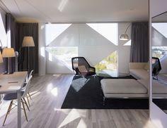 The 161 best modern black & white interiors images on pinterest in