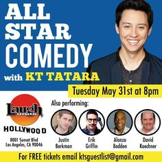 @thelaughfactory @justinberkman @erikgriffin @alonzobodden @davidkoechner @zofunny  @laughfactoryhw #laughfactory #laughfactoryhollywood #losangeles #hollywood #nightlife #standup #comedy #comedian #funny #comedyshow #comedyclub #standupcomedy #free #tuesday #hapa #halfasian #halfwhite #halfjapanese #mixedrace #asian #japanese #comedian #comedy #pretty #jpop #kpop #lookalike #kawaii #eurasian #funny #erikgriffin #alonzobodden #workaholics #showtime #mtv #comedycentral #lastcomicstanding