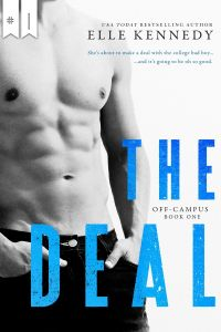 The Deal by Elle Kennedy Friends To Lovers Romance Books Book Boyfriends, Good Books, Books To Read, My Books, Reading Books, New York Times, The Deal Elle Kennedy, Book 1, Heart Broken