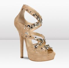 Similar to the 'Viola' shoe, but less delicate looking..
