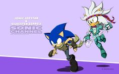 Sonic Channel - Jonic and Silvester by Bakahog