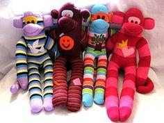 crazy color socks