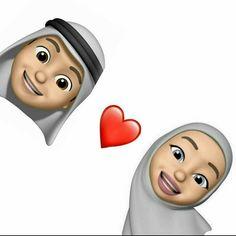 47 Trendy ideas for nature girl cartoon New Wallpaper Iphone, Emoji Wallpaper, Anime Couples, Cute Couples, Hijab Drawing, Islamic Cartoon, Anime Muslim, Hijab Cartoon, Cute Couple Art