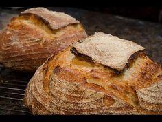 Tartine Bread Shaping 歐式麵包整形 - https://www.youtube.com/watch?v=JGzfxvoR7qw