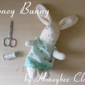 Honey Bunny - via @Craftsy