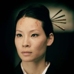 Même si la vipère assassine finit décapitée, la pétillante Lucy Liu fait toute une impression dans l... - Photo Facebook