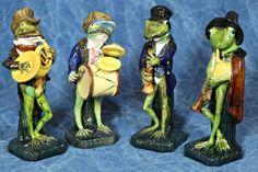 Majolica Frog Band | Majolica International Society