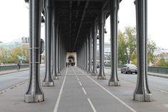 Pont de Bir-Hakeim, Paryż. Incepcja!