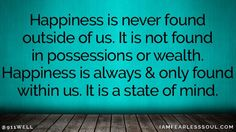 True Happiness comes from within, but why? Anxiety Girl, Happiness Comes From Within, Dance Like No One Is Watching, True Happiness, You Promised, Finding Joy, Spiritual Quotes, Make Me Happy, Self Help