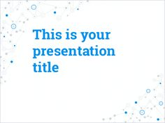 slidescarnival free powerpoint templates and google slides themes
