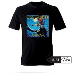 iron maiden cover T shirt size XS – 5XL