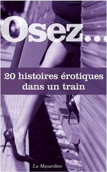 20 (French) erotic short stories in railways