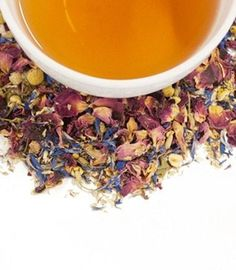 Mother's Bouquet is a beautiful and refreshing caffeine-free herbal blend created in honor of all mothers. #MothersDay #Tea