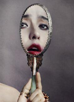 Fan Bingbing for Vogue China.