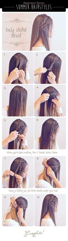 awesome 学会了这些……_来自青青蔓的图片分享-堆糖 - Pepino Hair Style