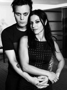Ville Valo & Christina Scabbia