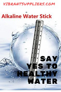 Alkaline Water sticks contain natural ingredients and purification mediums that help regulate the PH levels from to The purification medium assists in reducing contaminants found in tap water such as chlorine taste and odor. What Is Alkaline Water, Alkaline Water Benefits, Alkaline Water Filter, Portable Water Filter, Best Water Filter, Water Filter Pitcher, Under Counter Water Filter, Countertop Water Filter, Reverse Osmosis Water System