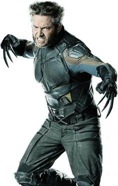 Wolverine ( X-Men ) // Marvel // Hugh Jackman // The days of futur past Marvel Wolverine, Marvel Comics, Wolverine Movie, Logan Wolverine, Marvel Heroes, Marvel Characters, Logan Xmen, Ms Marvel, Marvel Actors